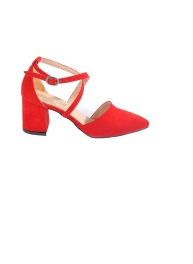 Maje Ayakkabı Kırmızı
